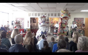 Lion Dancers blog